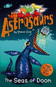 Astrosaurs-The-Seas-Of-Doom-Steve-Cole-Good-Red-Fox