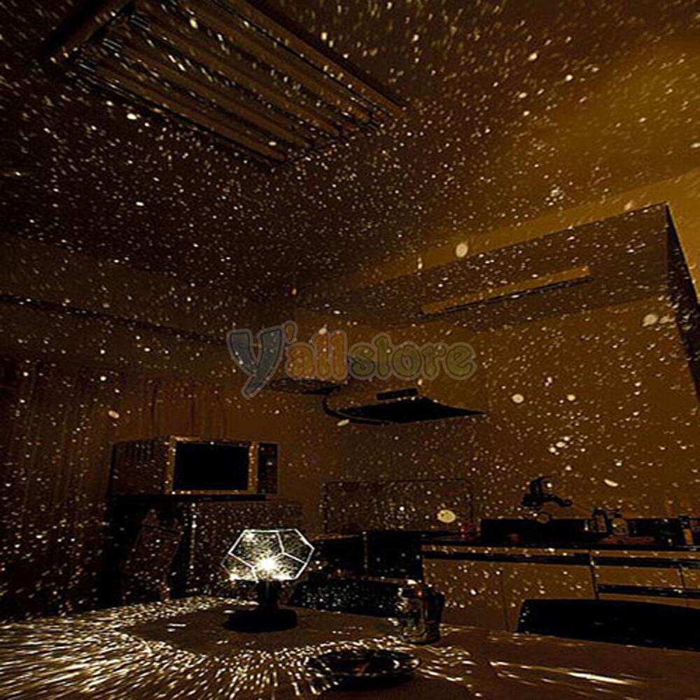 Astrostar Astro Star Laser Projector Cosmos Light Lamp