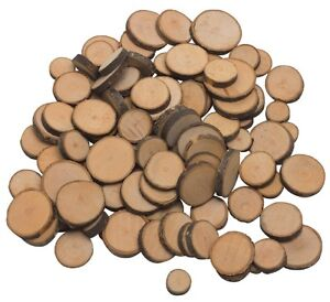 Astscheiben zum basteln ca 100 stk aus holz - Baumscheiben zum basteln ...