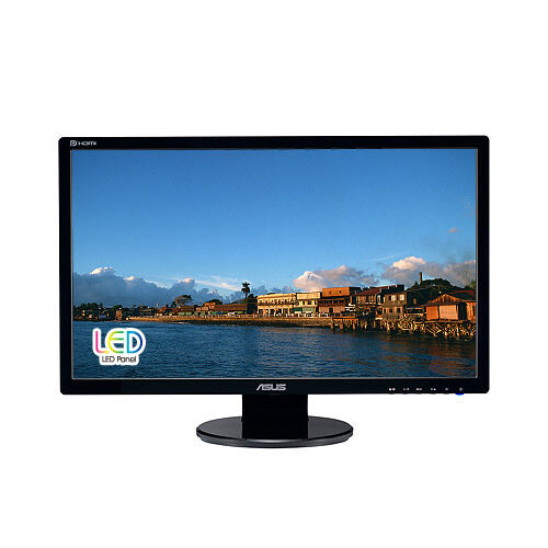 "Asus VE258Q 25"" 25 inch Widescreen 2ms VGA DVI HDMI DisplayPort LED LCD Monitor"