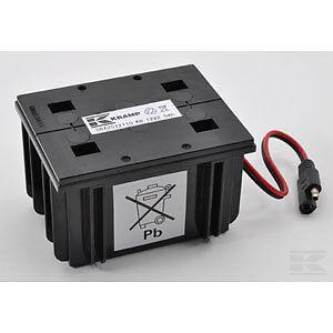 Atco Balmoral Lawnmower Key Start Battery F016t48493 Mower