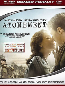 Atonement (HD DVD, 2008, Special Edition...