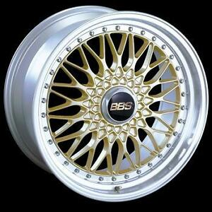 audi bbs super rs wheels 19 034 gold ebay. Black Bedroom Furniture Sets. Home Design Ideas