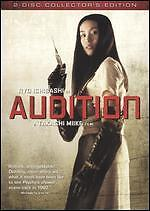 Audition (DVD, 2009, 2-Disc Set, Collector's Edition) in DVDs & Movies, DVDs & Blu-ray Discs | eBay
