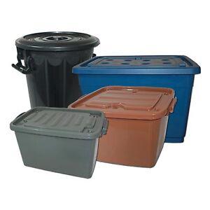 Aufbewahrungsboxen-Aufbewahrungstonne-Rollboxen-Rollcontainer