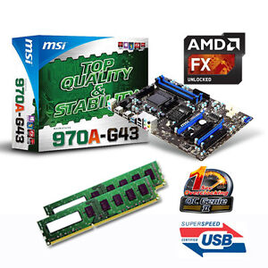Aufruest-Bundle-AMD-Bulldozer-FX-8350-8x4-00GHz-8GB-PC1600-MSI-970A-G43