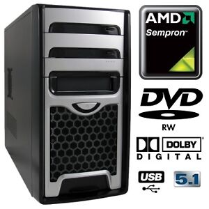 Aufruest-PC-AMD-2-8GHz-CPU-4GB-DDR3-RAM-Geforce7-Biostar-Mainboard