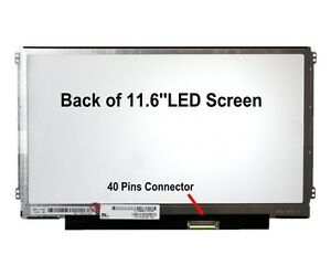 Auo-AU-Optronics-B116XW01-V-0-v-1-Laptop-11-6-LED-Display-Panel-Bildschirm