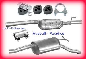 Auspuffanlage-Auspuff-Mercedes-Benz-W210-E-200-210-035-E-230-210-037-Kit