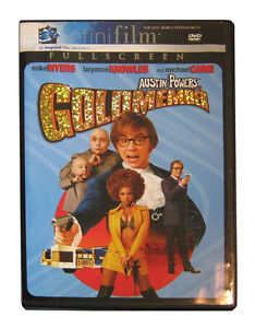 Austin Powers in Goldmember (DVD, 2002, ...