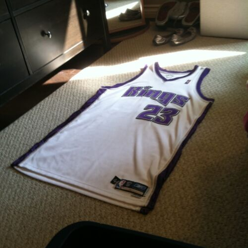 Authentic Kevin Martin Pro Cut Game Used Sacramento kings jersey. in Sports Mem, Cards & Fan Shop, Game Used Memorabilia, Basketball-NBA | eBay