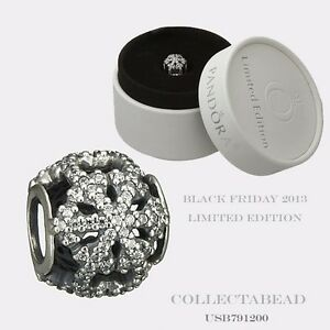 Pandora-Silver-Snowflake-Black-Friday-2013-Bead-Limited-Edition