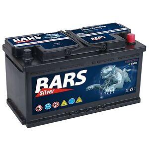 autobatterie bars 12v 100ah starterbatterie wartungsfrei top angebot neu ebay. Black Bedroom Furniture Sets. Home Design Ideas