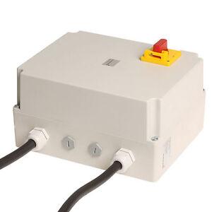 automatischer stern dreieck starter 4006 bis 7 5kw hauptschalter. Black Bedroom Furniture Sets. Home Design Ideas