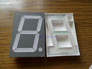 Avago-Technologies-HDSP-C2E1-7-Segment-Anzeige-LED-56-8mm-Hoehe-Rot-Neu