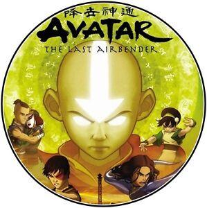 Avatar-Herr-der-Elemente-Tortenaufleger-NEU-Dekoration-Tortenbild-Muffin-DVD