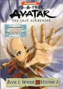 Avatar: The Last Airbender - Book 1: Wat...