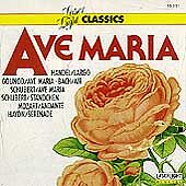 Ave Maria (CD, Oct-1990, Laserlight)