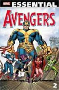 Avengers Vol. II by Stan Lee (2010, Pape...