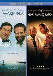 Awakenings/The Fisher King (DVD, 2010, 2...
