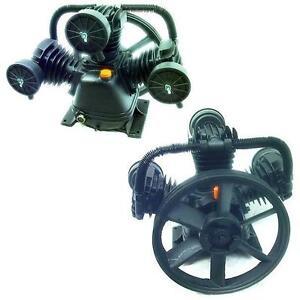 B4014-Kompressor-3-Zylinder-V-Kompressoraggregat-10-bar-580L-Druckluft-Aggregat