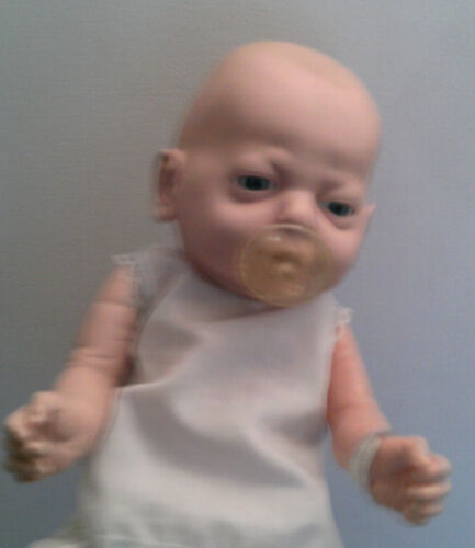 BABY BOY DOLL JAY FROM MY HAUNTED DOLL COTTAGE in Everything Else, Metaphysical, Psychic, Paranormal | eBay