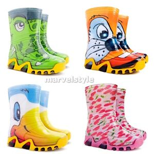 Baby wellies Choose from our comfy selection of waterproof baby and toddler wellies! Be prepared for even the wildest weather with our selection of wellington boots for babies and toddlers.