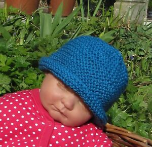 Pumpkin Hat - Knit a Pumpkin Hat for Your Baby
