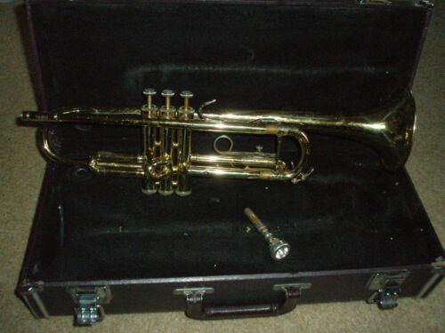 BACH TR300 BRASS TRUMPET in Musical Instruments & Gear, Brass, Trumpet & Cornet | eBay