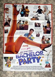 BACHELOR-PARTY-TOM-HANKS-A1-FILMPOSTER-German-1-Sheet-84