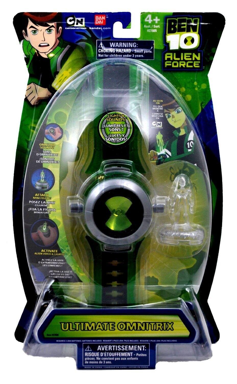 Ben 10 Ultimate Alien Force Omnitrix