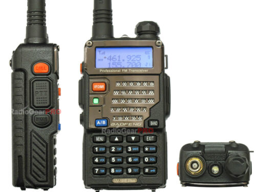BAOFENG Dual band radio UV-5RE Plus VHF/UHF 136-174 / 400-520 FM 65-108MHZ UV-5 in Consumer Electronics, Radio Communication, Ham, Amateur Radio | eBay