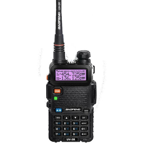 BAOFENG UV-5R VHF/UHF Dual Band Radio Handheld Tranceiver with free earpiece in Consumer Electronics, Radio Communication, Walkie Talkies, Two-Way Radios | eBay