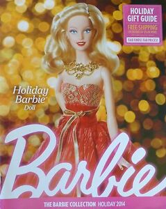 barbie usa katalog weihnachten 2014 holiday ballet wishes. Black Bedroom Furniture Sets. Home Design Ideas