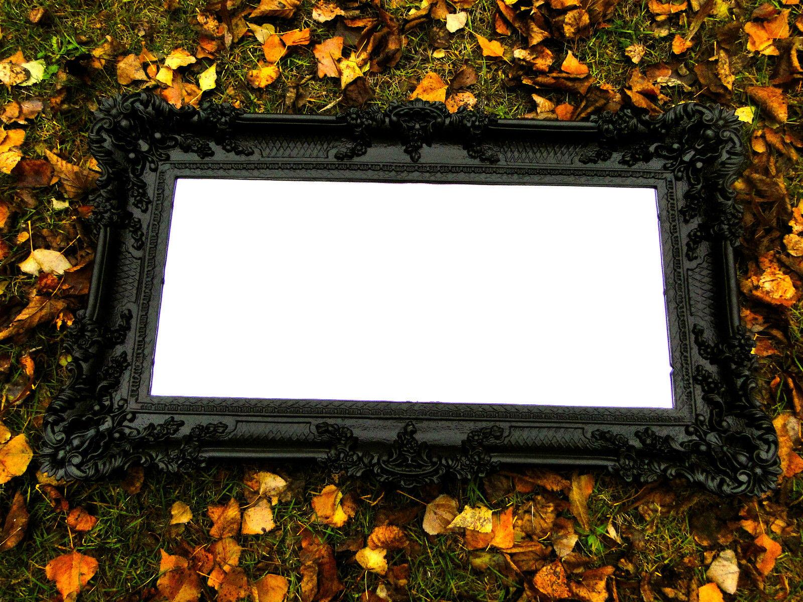 Ebay - Barock spiegel schwarz ...