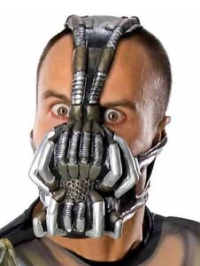 BATMAN-THE-DARK-KNIGHT-RISES-SUPER-VILLAIN-BANE-3-4-MASK-ADULT-LICENSED-4891
