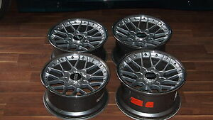 BBS-RS2-Alufelgen-2tlg-8-5x18-ET-22-700-10x18-ET-25-701-LK-5x120-BMW-M3-M5