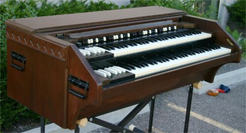 BEAUTIFUL CUSTOM CHOPPED PORTABLE HAMMOND CV C-V ORGAN ! 3 B in Musical Instruments & Gear, Piano & Organ, Organ | eBay