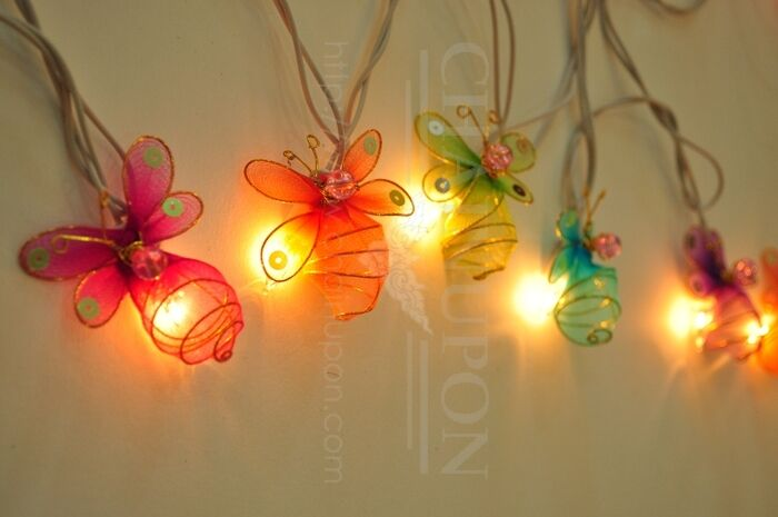 bees animal string party fairy kid bedroom home children