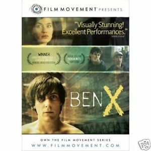 BEN X DVD Belgium Flemish Teen Movie like Donnie Darko