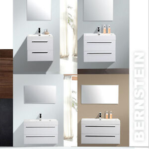 bernstein badm bel m serie waschbecken unterschrank wei. Black Bedroom Furniture Sets. Home Design Ideas