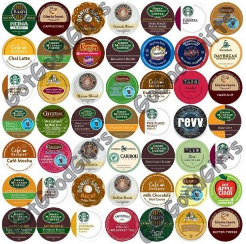 BEST K-CUP DEAL *** HUGE SELECTION TO CHOOSE FROM *** FREE SHIPPING *** in Home & Garden, Food & Beverages, Coffee | eBay