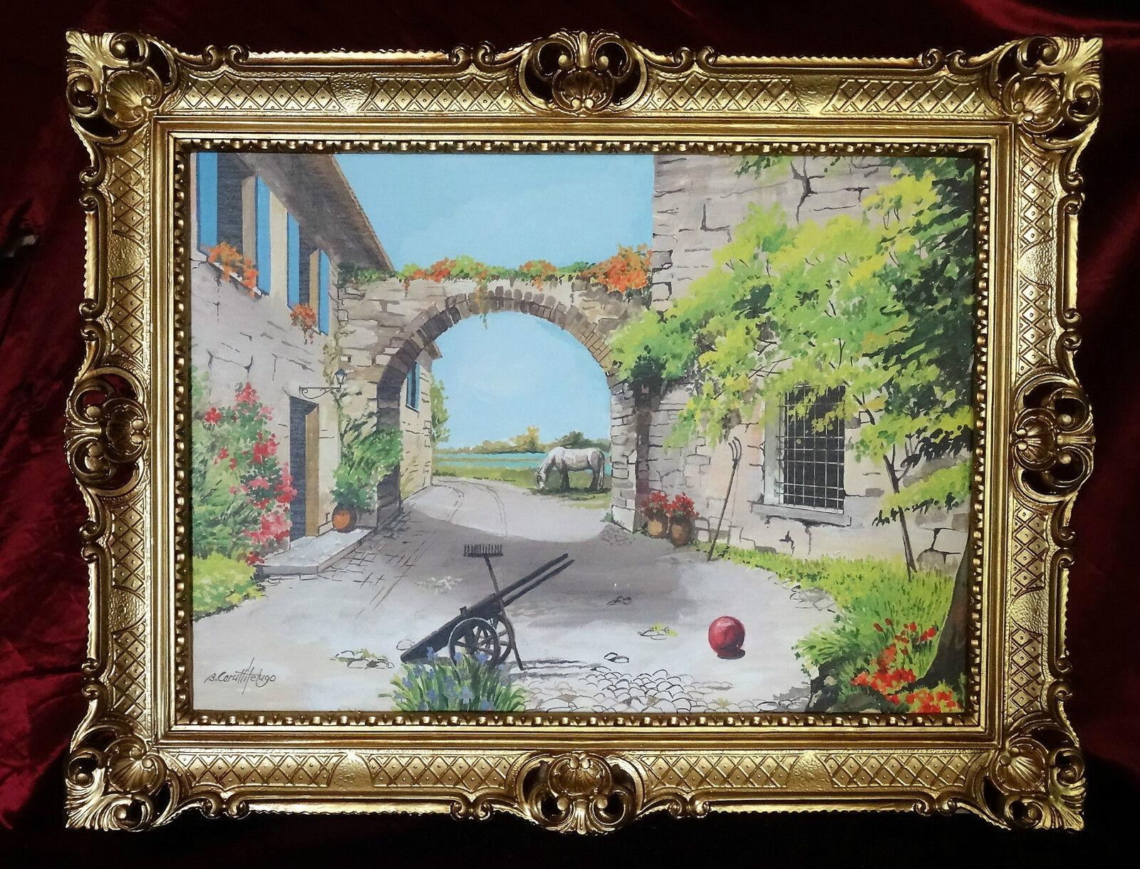 Bilderrahmen bild foto rahmen antik barock rokoko for Couchtisch 90x70