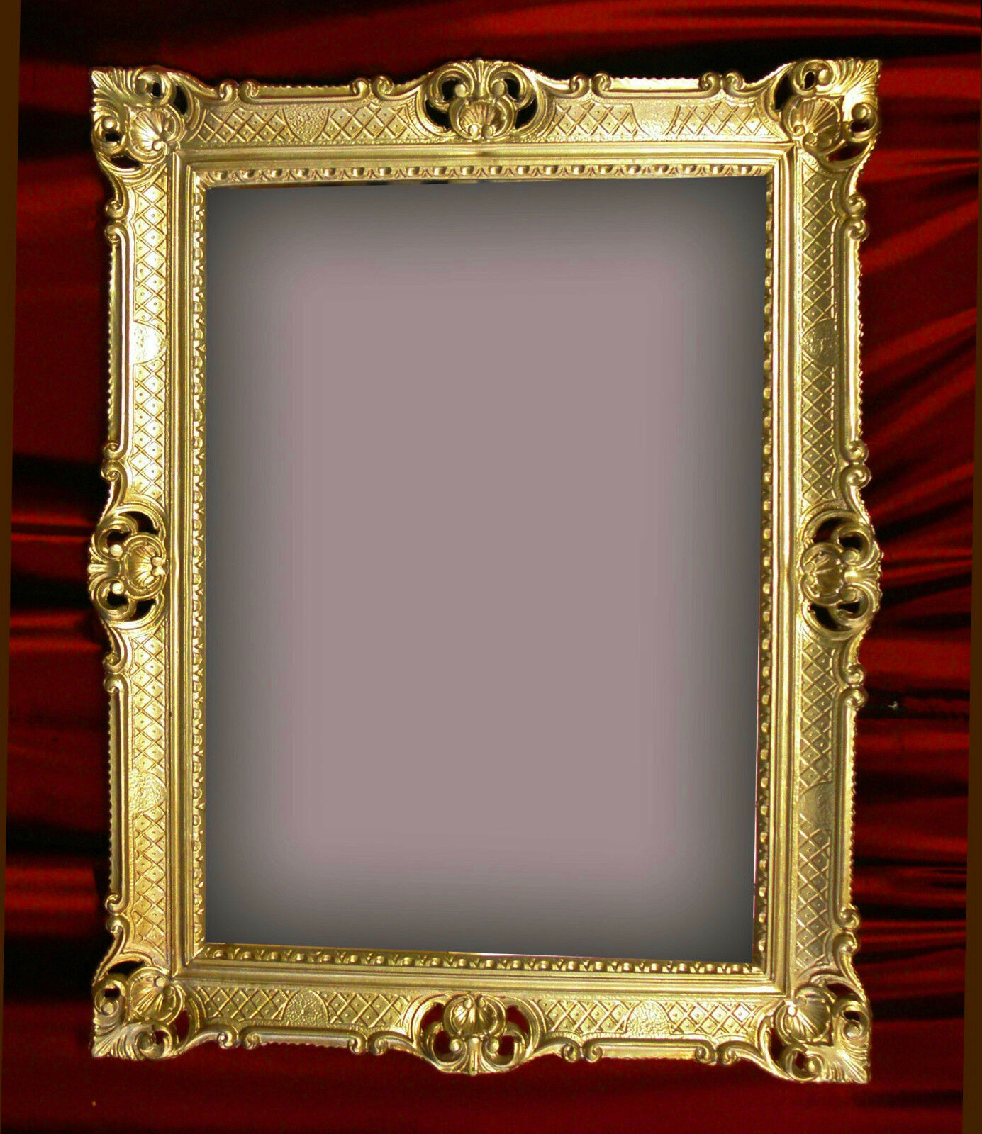 picture frame 90x70 gold antique baroque frame rococo. Black Bedroom Furniture Sets. Home Design Ideas