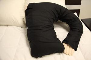 BLACK Boyfriend Shirt Dream Man Holding Arm Gift Bed