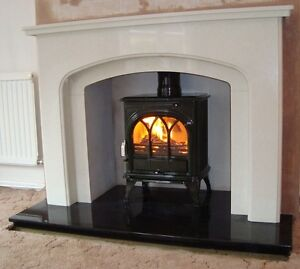 GRANITE HEARTHS - MADE TO MEASURE FOR WOOD/MULTIFUEL STOVES | eBay