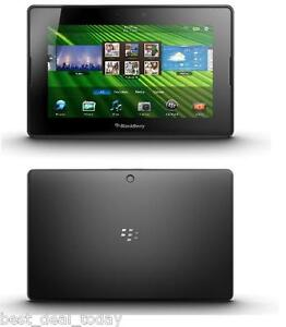 Blackberry Playbook 16GB Wi Fi 7in 7 inch Tablet Play Book BB Black ...