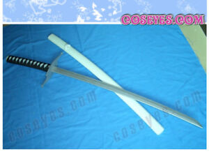 Zanpakuto Cosplay on Bleach Ulquiorra Schiffer Zanpakuto Sword   Cosplay Prop   Ebay