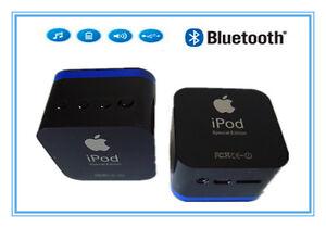 bluetooth wireless tf sd mini speaker mp3 mp4 ipod classic. Black Bedroom Furniture Sets. Home Design Ideas