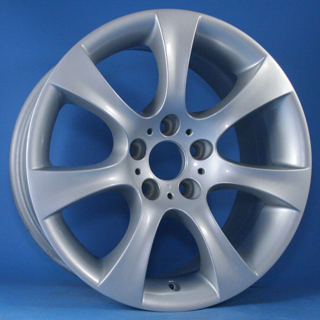 528i 530i 535i 545i 550i 18 x 9 Style 124 Factory OEM Rear Wheel Rim
